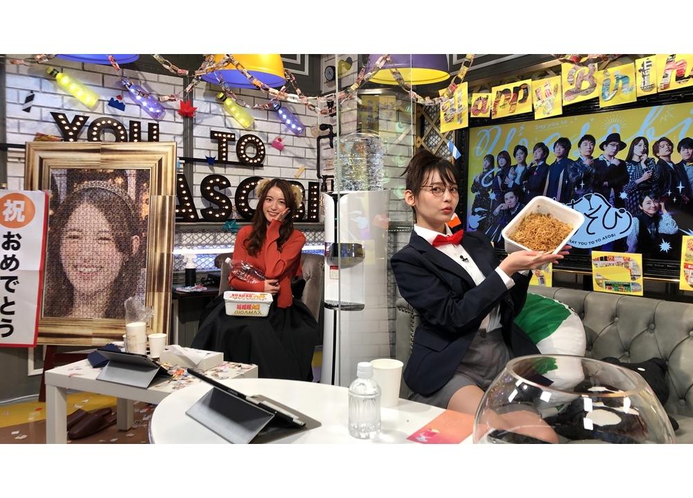 『声優と夜あそび 水【小松未可子×上坂すみれ】 #20』公式レポ到着!