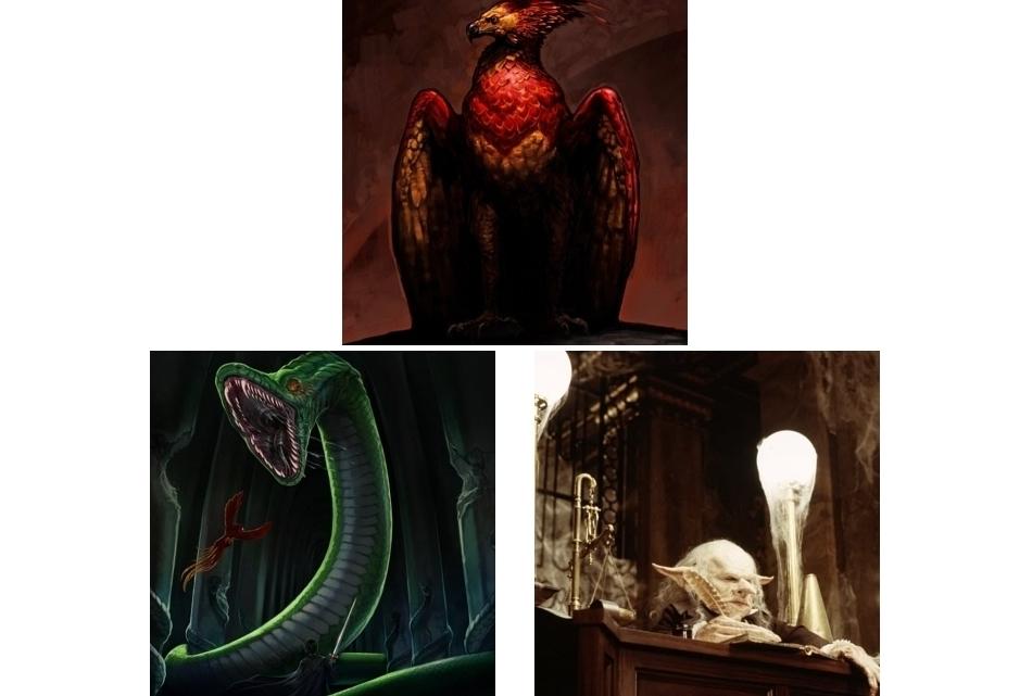 『ファンタビ』金ロー放送!『ハリポタ』世界の魔法動物&類似した生き物が登場するアニメ紹介