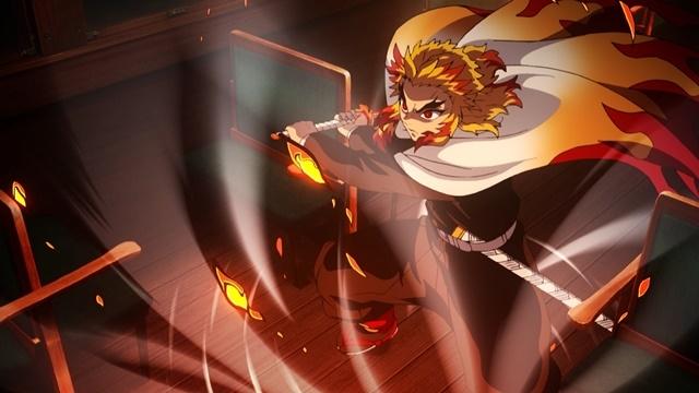 劇場版『鬼滅の刃』無限列車編/理想の上司、そして生き様で魅せる漢 炎柱・煉獄杏寿郎の姿に「心を燃やせ!」