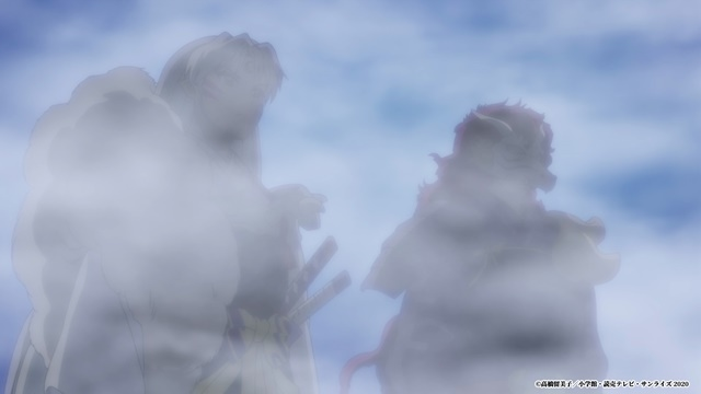 『半妖の夜叉姫』の感想&見どころ、レビュー募集(ネタバレあり)-1