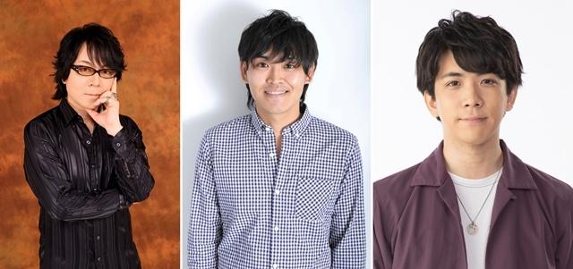 『ヒプノシスマイク』ABEMAの月1バラエティー番組(第3回)が11/21配信決定! 声優の速水奨さん・木島隆一・伊東健人さん登場