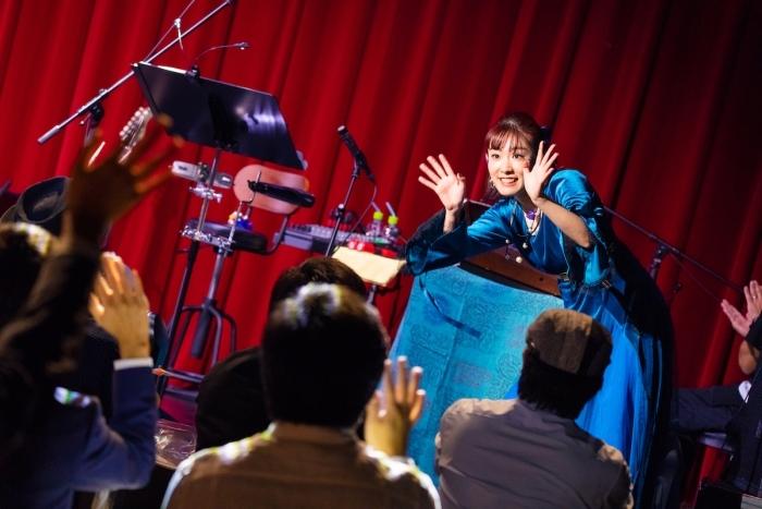 """降幡愛さん初となるスペシャルライブ「Ai Furihata """"Trip to ORIGIN""""」のオフィシャルレポートが到着! そこにあるのはワクワクと緊張が混じり合った、新しい感動"""