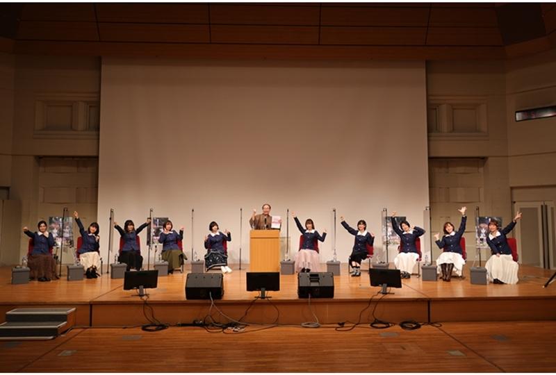 『ガルパン最終章』渕上舞、佐倉綾音ら出演の生配信特番公式レポート