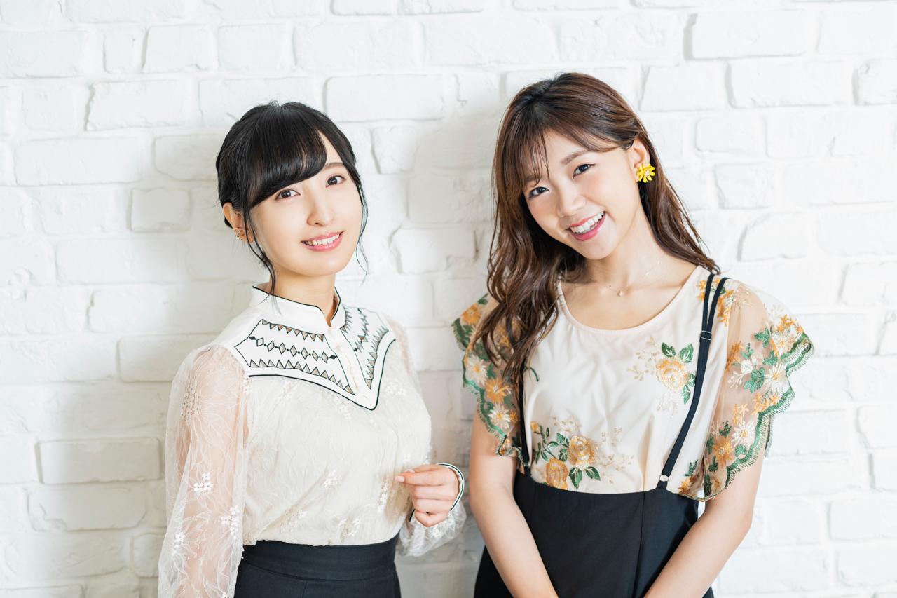 劇場上映アニメ『グリザイアPT』佐倉綾音&三森すずこ 声優インタビュー
