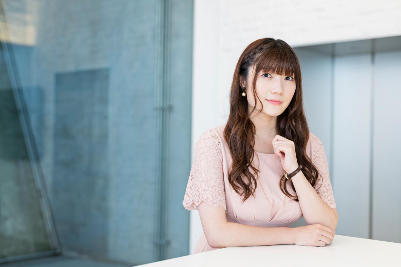 劇場上映アニメ『グリザイアPT』井澤美香子 声優インタビュー