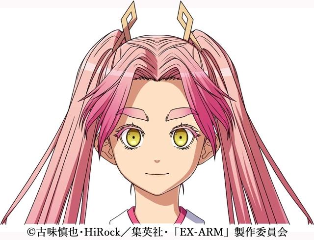 冬アニメ『EX-ARMエクスアーム』追加声優に新井里美さん・富田実憂さん、コメントも到着! EDテーマはDizzy Sunfistの「Diamonds Shine」に決定
