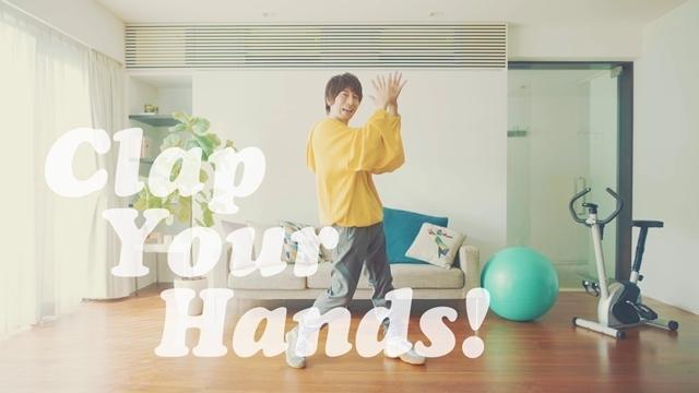 声優・羽多野渉さんがおうちでフィットネス! 10thシングル「Never End!Summer!」MV公開-4