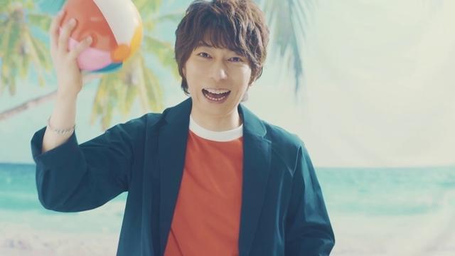 声優・羽多野渉さんがおうちでフィットネス! 10thシングル「Never End!Summer!」MV公開-5