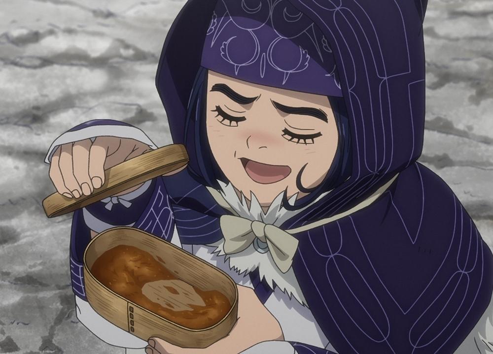 秋アニメ『ゴールデンカムイ』第三十二話「人斬り」先行場面カット公開!