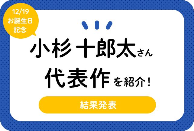 声優・小杉十郎太さん、アニメキャラクター代表作まとめ(2020年版)