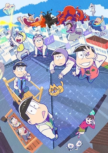 Yahoo!検索「秋アニメ 検索急上昇ランキング」発表! 『ハイキュー!! TO THE TOP』『憂国のモリアーティ』『おそ松さん』……1位に輝いたのは?