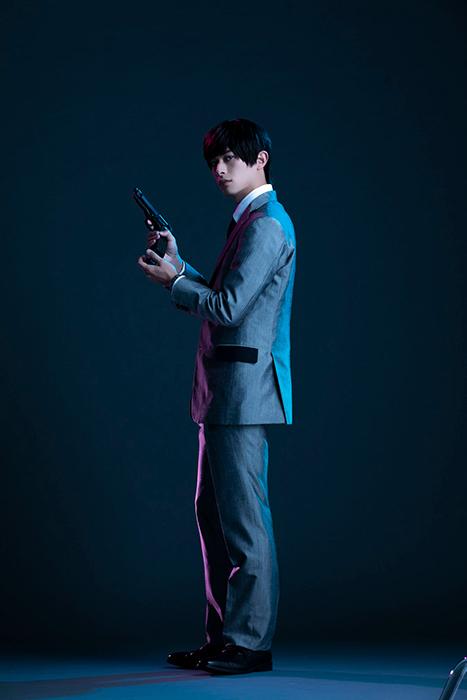 『ROAD59 -新時代任侠特区-』氷室ショウ役・砂川脩弥さんインタビュー|演じるのは家族や仲間愛が強い関西弁キャラクター! SF要素やチームバトルなど新時代の任侠物をテーマにした舞台-12