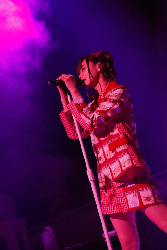 「諏訪ななか1st LIVE~My prologue~」夜公演のライブレポート|記念すべき1stライブはファンとの思い出の大切な1日に