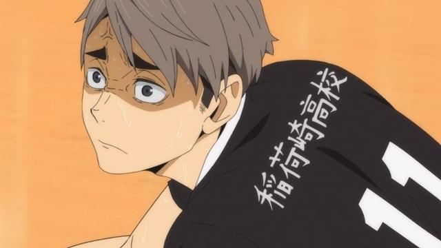 秋アニメ『ハイキュー!! TO THE TOP』より、第23話「静かなる王の誕生」のあらすじ&先行場面カットが公開!