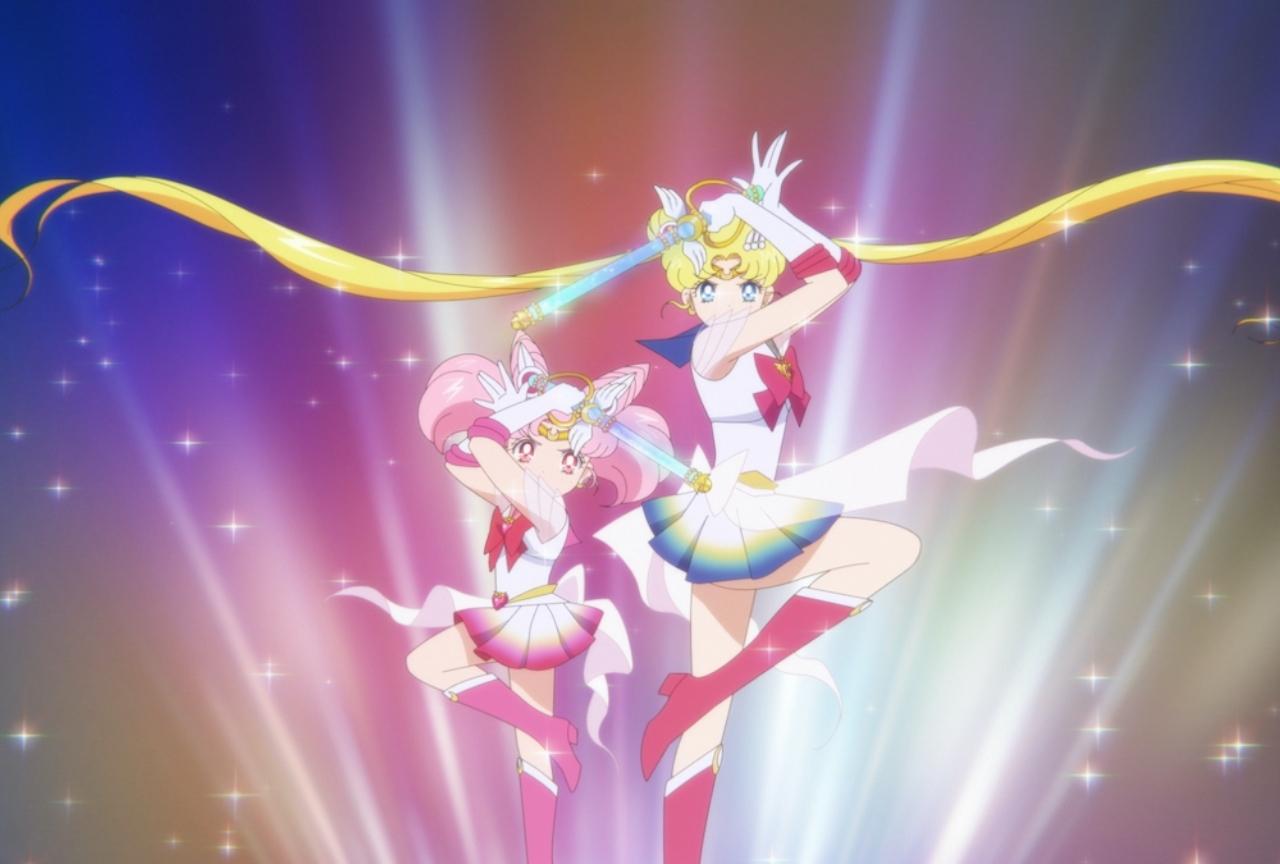 劇場版『美少女戦士セーラームーンEternal』前編の新場面写真公開