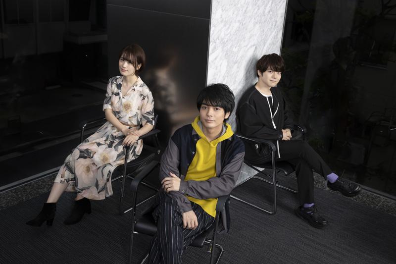 秋アニメ『呪術廻戦』声優・榎木淳弥らによる公式インタビュー到着