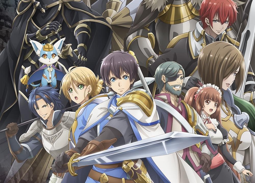 冬アニメ『オルタンシア・サーガ』まふまふによるEDテーマを使用した最新PV公開!