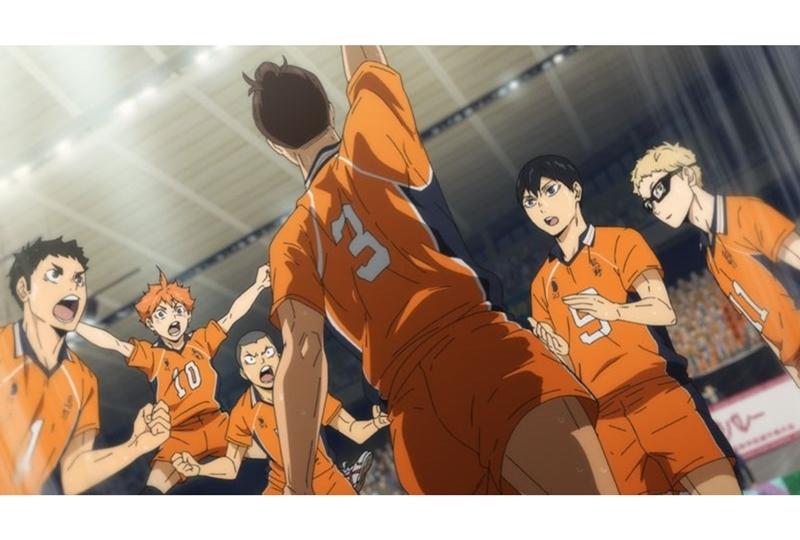 秋アニメ『ハイキュー!! TO THE TOP』第24話あらすじ&先行カット公開