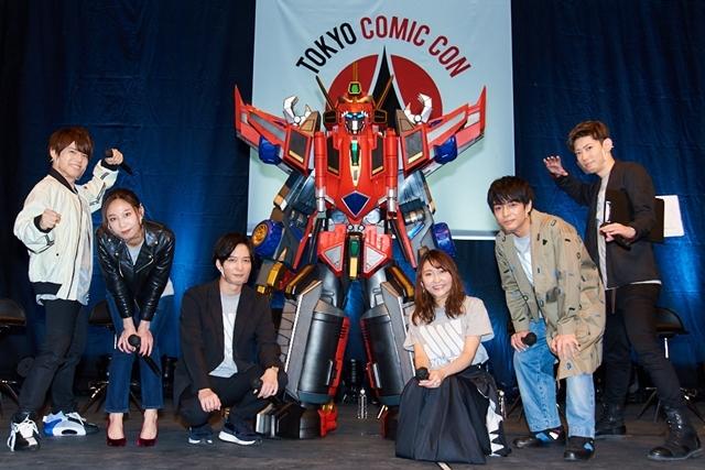 声優陣から濱野大輝さん、榎木淳弥さんらが登壇し「東京コミコン2020」スペシャルステージで行われた『SSSS. DYNAZENON』新情報発表イベント公式レポート到着!-1
