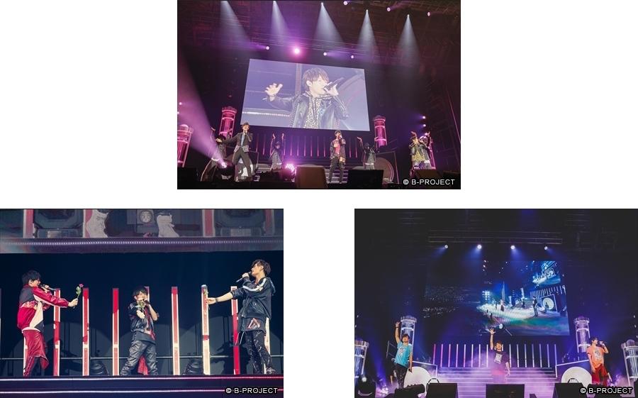 豊永利行ら声優陣出演の『B-PROJECT THRIVE LIVE2020』レポート