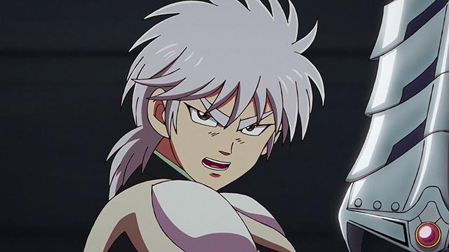 ドラゴンクエスト ダイの大冒険第11話魔剣戦士ヒュンケル