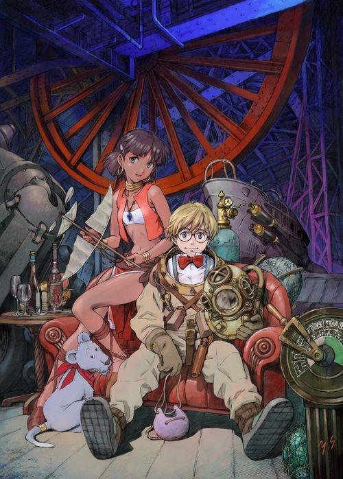 TVアニメ『ふしぎの海のナディア』放送30年を記念したBlu-ray BOXが発売/声優陣からのコメントが到着/特典映像「ナディアおまけ劇場」が期間限定公開-1