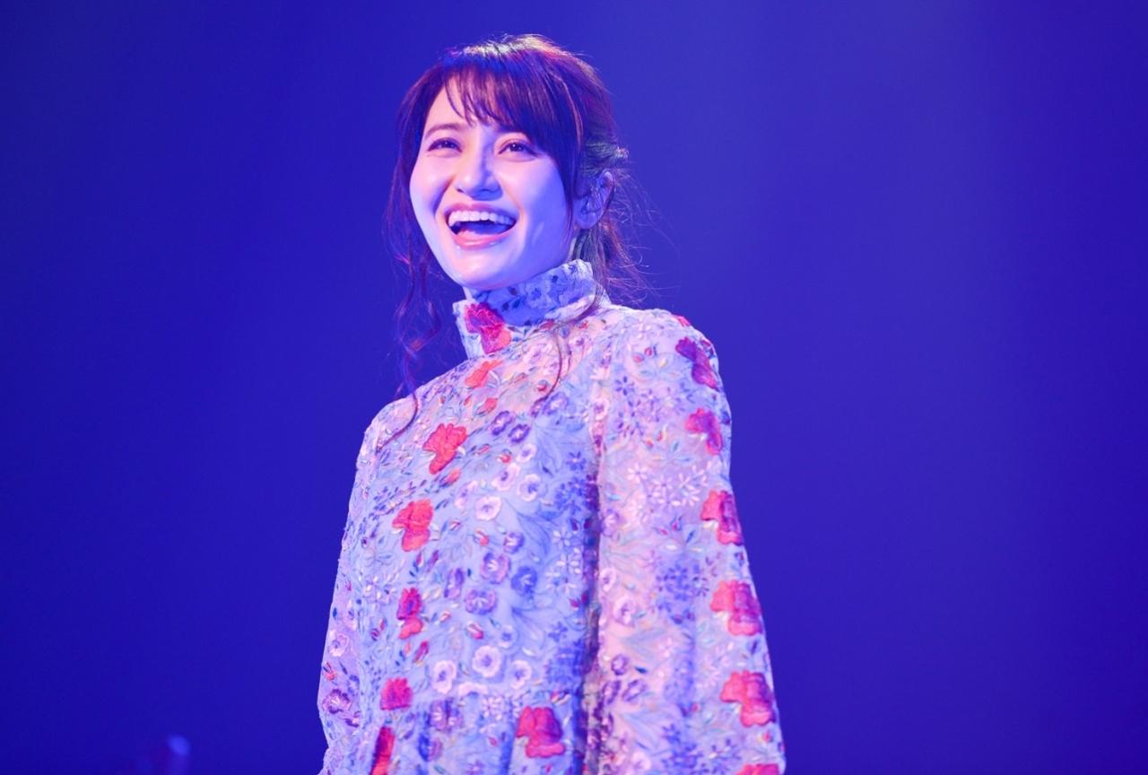 『中島愛 キャラクターソング・ライブ~FULL OF LOVE!!~』詳細レポート