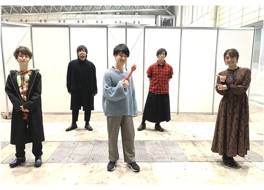 『Dr.STONE』 小林裕介ら声優陣が出演「ジャンプフェスタ 2021 ONLINE」公式レポ到着