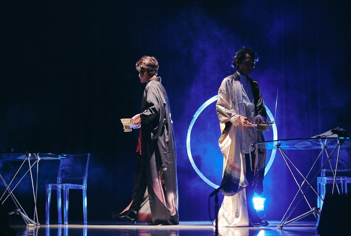 三木眞一郎と宮野真守が傑作ホラーを朗読!「みきくらのかい」第二回公演レポート