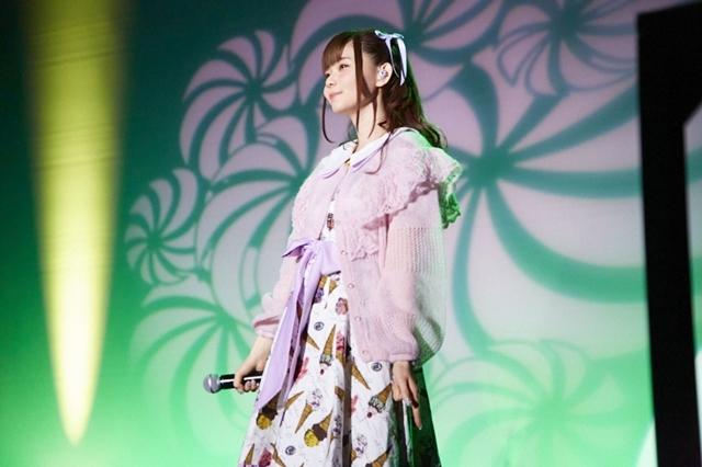 TVアニメ『バトルアスリーテス大運動会 ReSTART!』声優・諏訪ななかさんの歌う「コバルトの鼓動」がOPテーマに決定! ミニアルバム『Color me PURPLE』発売記念イベントで大発表-6