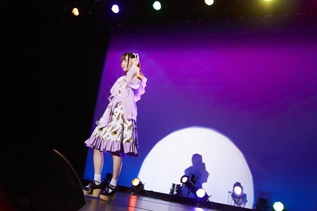 TVアニメ『バトルアスリーテス大運動会 ReSTART!』声優・諏訪ななかさんの歌う「コバルトの鼓動」がOPテーマに決定! ミニアルバム『Color me PURPLE』発売記念イベントで大発表-7