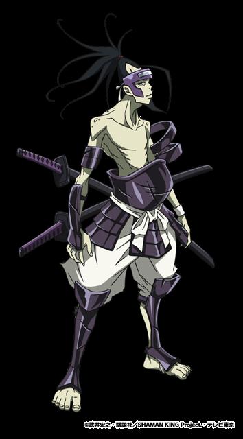 シャーマンキング-12