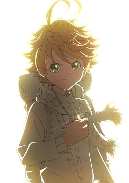 冬アニメ『約束のネバーランド』Season 2の5つの見どころ   アニメイト ...