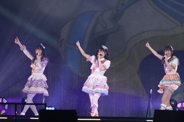 「プリパラ&キラッとプリ☆チャン Winter Live 2020」詳細レポート|林鼓子「皆さん、プリティーシリーズは好きですか?」