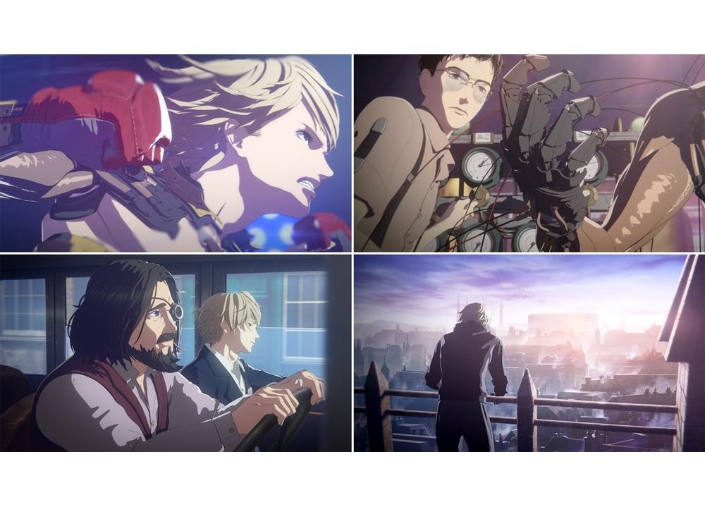 冬アニメ『Levius レビウス』第1話&OP先行カット公開!声優・島﨑信長らからのコメントも到着