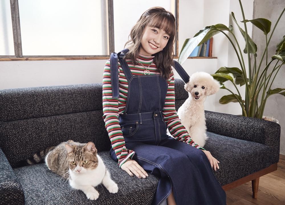 声優・大橋彩香、10thシングル「犬と猫と彩香」よりMV解禁!