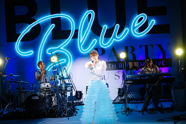 芹澤優さんのバースデーライブ「Yu Serizawa 26th Birthday Live ~BLUE BLUE PARTY~」が2020年最高のライブだったので、皆さん絶対に見て下さい|詳細レポート-1