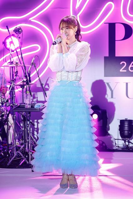 芹澤優さんのバースデーライブ「Yu Serizawa 26th Birthday Live ~BLUE BLUE PARTY~」が2020年最高のライブだったので、皆さん絶対に見て下さい|詳細レポート-5