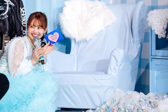 芹澤優さんのバースデーライブ「Yu Serizawa 26th Birthday Live ~BLUE BLUE PARTY~」が2020年最高のライブだったので、皆さん絶対に見て下さい|詳細レポート-8