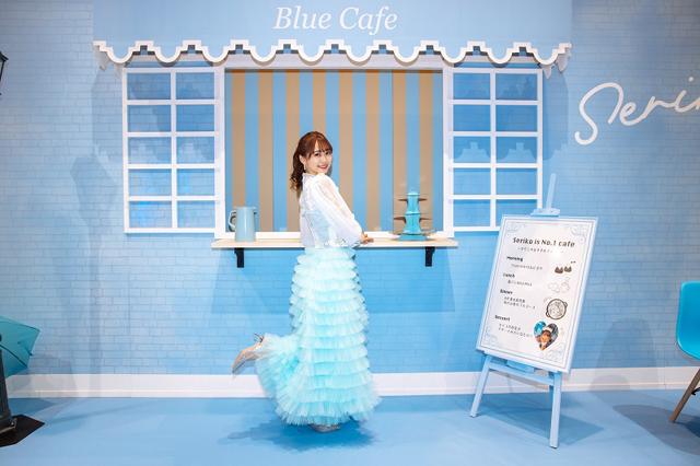 芹澤優さんのバースデーライブ「Yu Serizawa 26th Birthday Live ~BLUE BLUE PARTY~」が2020年最高のライブだったので、皆さん絶対に見て下さい|詳細レポート-6
