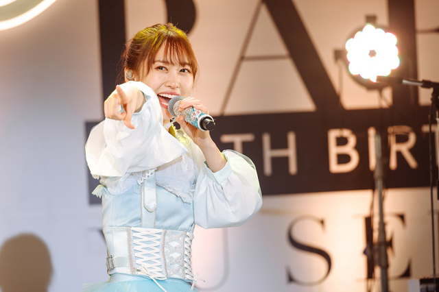 芹澤優さんのバースデーライブ「Yu Serizawa 26th Birthday Live ~BLUE BLUE PARTY~」が2020年最高のライブだったので、皆さん絶対に見て下さい|詳細レポート-7