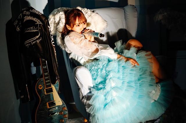 芹澤優さんのバースデーライブ「Yu Serizawa 26th Birthday Live ~BLUE BLUE PARTY~」が2020年最高のライブだったので、皆さん絶対に見て下さい|詳細レポート-4