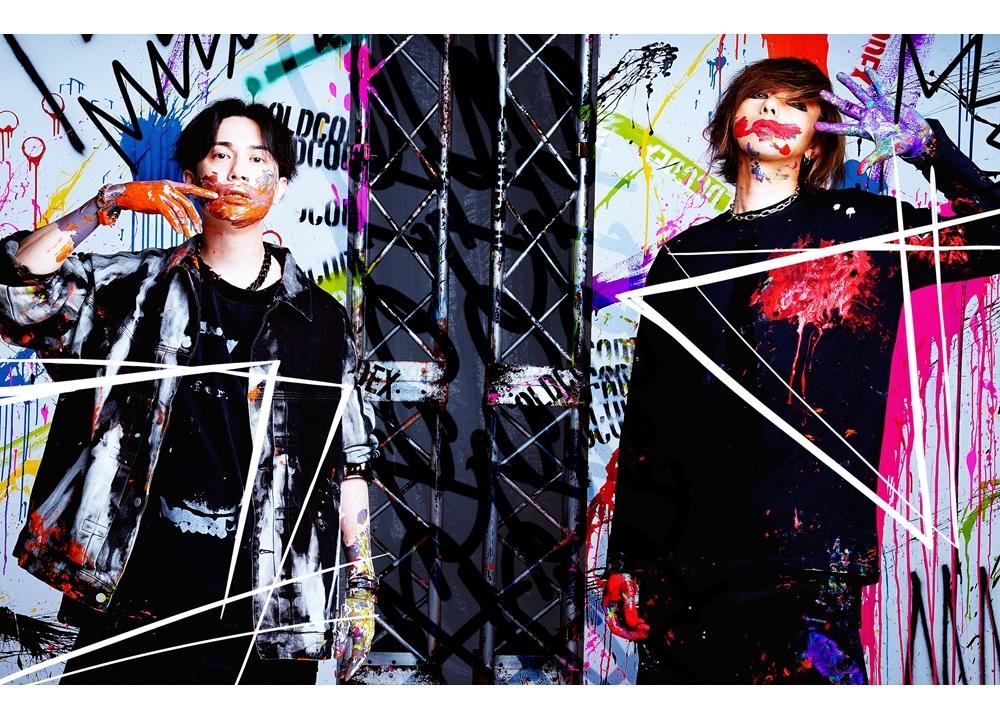 「OLDCODEX」Remix Album「Full Colors」2021年3月24日発売決定!