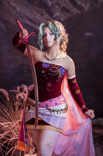 人気ゲーム『ファイナルファンタジーⅥ』より、魔導の力を持つ少女「ティナ・ブランフォード」のコスプレ写真を紹介! 儚くも美しい写真をお届け!-3