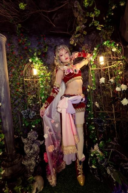 人気ゲーム『ファイナルファンタジーⅥ』より、魔導の力を持つ少女「ティナ・ブランフォード」のコスプレ写真を紹介! 儚くも美しい写真をお届け!-6