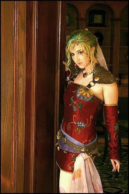 人気ゲーム『ファイナルファンタジーⅥ』より、魔導の力を持つ少女「ティナ・ブランフォード」のコスプレ写真を紹介! 儚くも美しい写真をお届け!-9