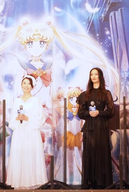 劇場版「美少女戦士セーラームーンEternal」公開直前プレミアイベントをレポート! 明日への一歩を踏み出せる作品に-4