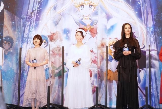 劇場版「美少女戦士セーラームーンEternal」公開直前プレミアイベントをレポート! 明日への一歩を踏み出せる作品に-6