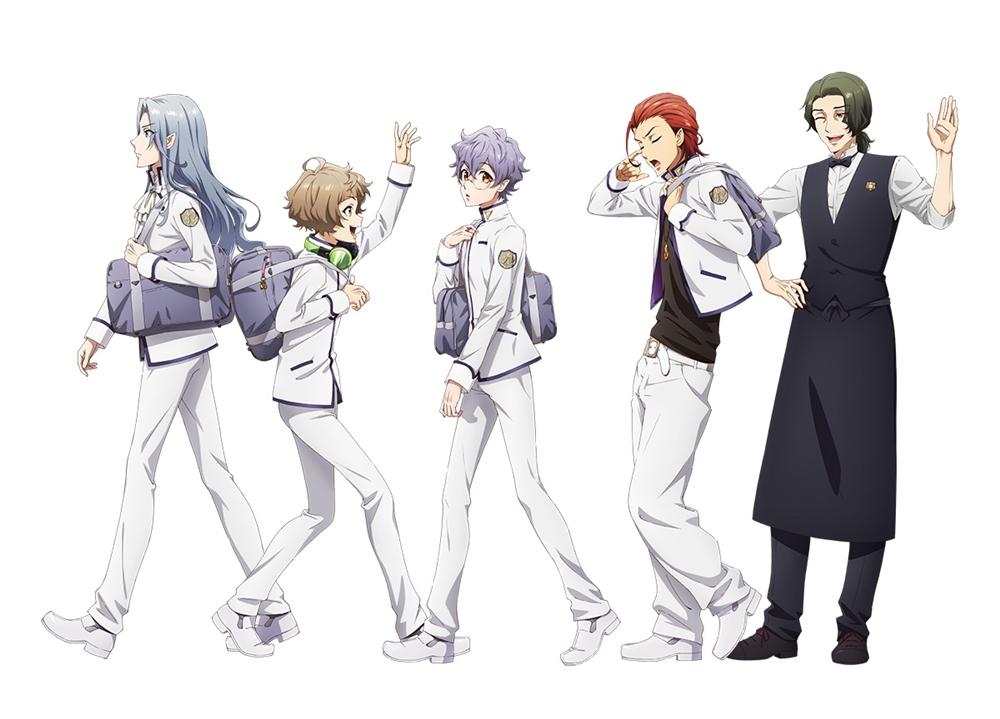 オリジナルTVアニメ『Fairy蘭丸~あなたの心お助けします~』2021年4月放送決定!