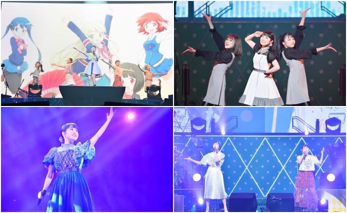 東山奈央、声優活動10周年ライブ、想像を超えるサプライズでファンを魅了